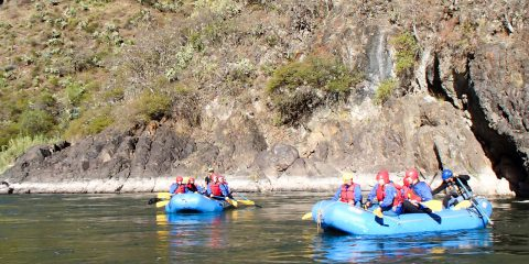 Apurimac River Rafting Black Canyon 3 Days